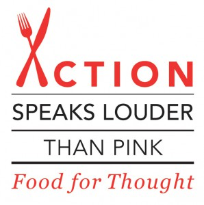 Action Speaks Louder Than Pink