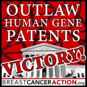 VICTORY Human Gene Patents Outlawed