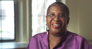 Byllye Avery, founder of the Black Women's Health Imperative and feminist author