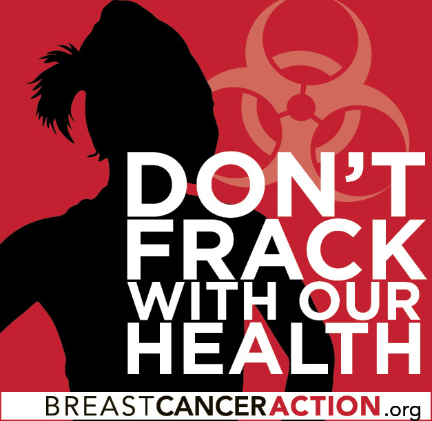 Don't Frack With Our Health Logo