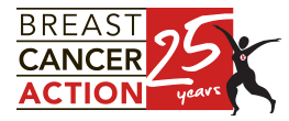 Breast Cancer Action - 25 years