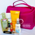 Look Good Feel Better Bag With Cosmetics